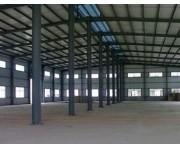 钢结构厂房应用